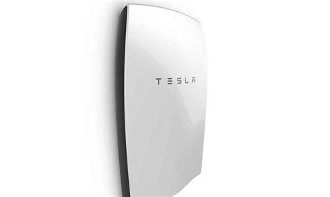 Tesla Voltage Wordlesstech Tesla Powerwall