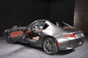 2017 mazda mx 5 miata rf launch edition starts at 34 685