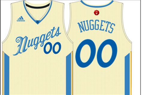 design jersey nba 2015 2015 nba christmas jersey designs released denver nuggets