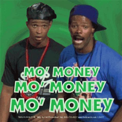 Mo Money Meme - in living color mo money sticker ls474 gkworld