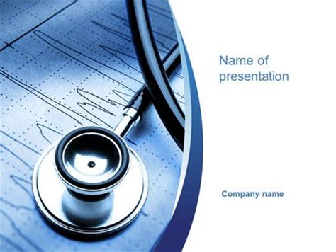 17 Best Images About Medical Presentation Themes On Cardiology Powerpoint Template