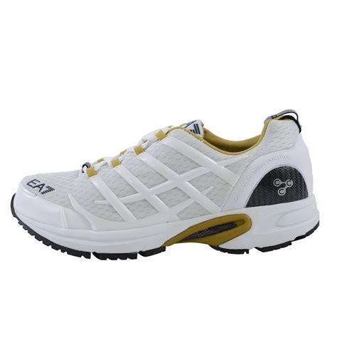emporio armani ea7 s quot italia team quot athletic sneakers