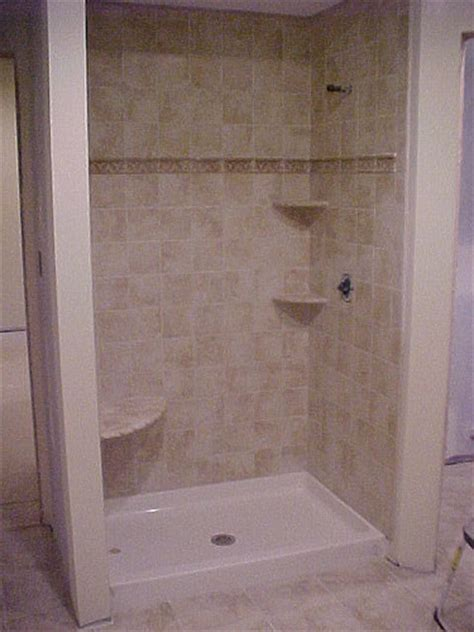 Bathroom Shower Stalls Bathroom Custom Shower Stall Flickr Photo