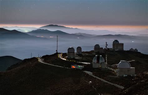 The La weekend visits to the la silla observatory eso