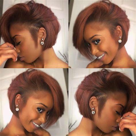 black people short hair color cut of the week lovemydo hair the cut life
