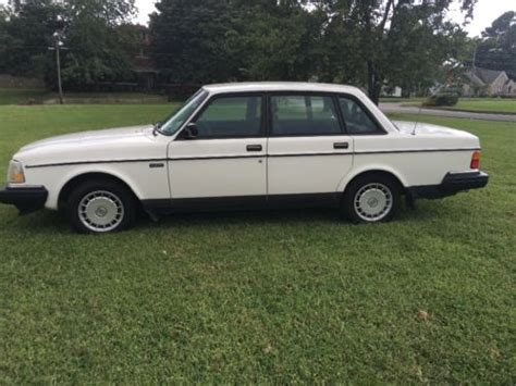 manual cars for sale 1995 chevrolet lumina parental controls volvo 240 for sale used cars on buysellsearch