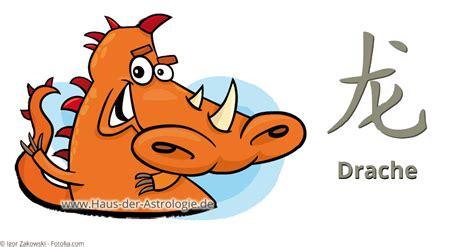 horoskop haus der astrologie drache im chinesischen horoskop