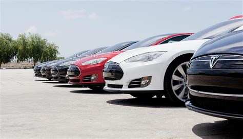 Used Tesla Official Used Tesla Model S Scheme Mooted