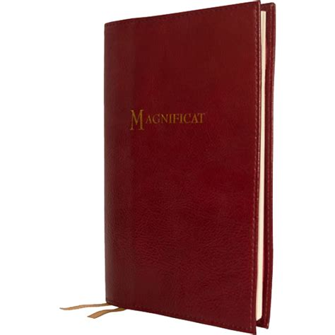 Leather Covers by Magnificat Leather Cover