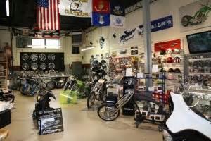 roush honda shop johnny legend customs chicago baggers custom built