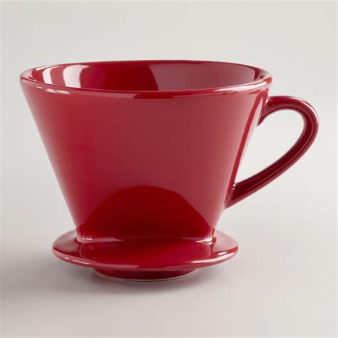 Coffee Dripper ceramic drip coffee filter world market