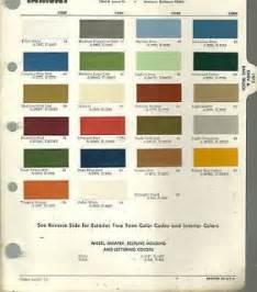 2016 chevy camaro color chart autos post