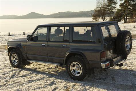 1995 Nissan Patrol Pictures Cargurus