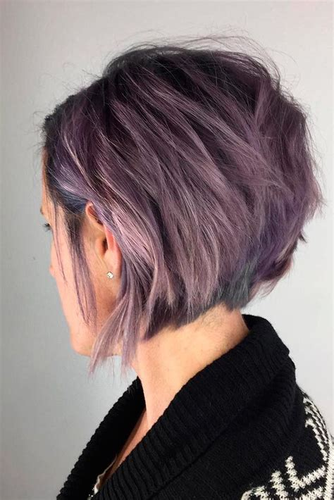 messy inverted bob hairstyle pictures best 25 root color ideas on pinterest haircut and color