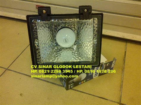 Lu Sorot Led Philips 30 Watt lu sorot led