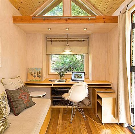 tiny house decor woman designs stunning modern 140 sq ft californian tiny