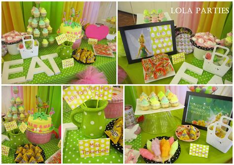 tinkerbell decorations ideas birthday party tinkerbelle tinkerbell party decoration ideas chainimage