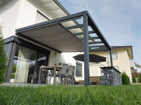 terrassenüberdachung mit sonnenschutz inspirierend terrassen 252 berdachung markise design ideen