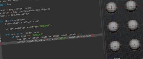 tutorial blender python tutorial automating tasks in blender with python