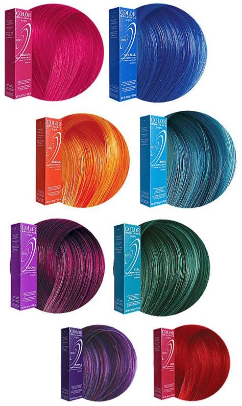ion haircolor pucs ion color brilliance hairs pinterest my hair