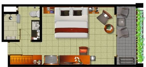 layout hotel room foundation dezin decor standard hotel room plan