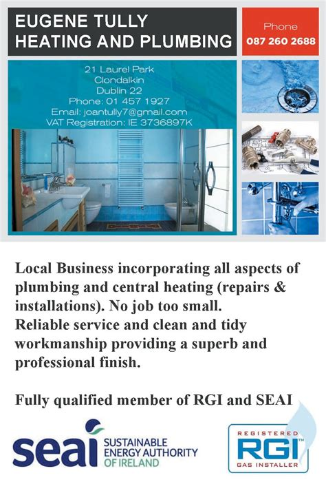 Fitzgerald Plumbing And Heating by 187 Eugene Tully Heating And Plumbing