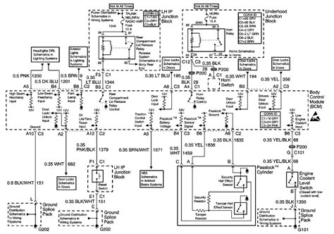 2003 alero stereo wiring diagram free picture