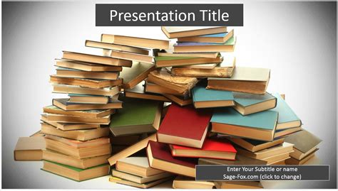 books powerpoint free powerpoint templates sagefox