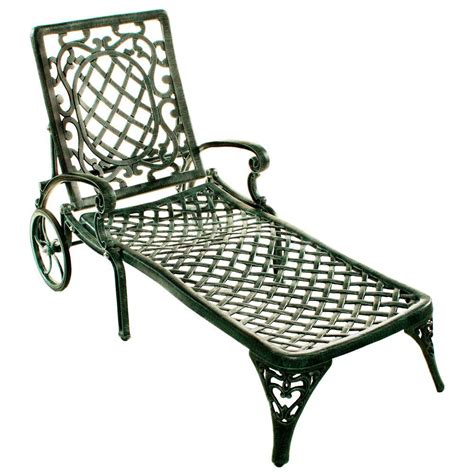 lawn chaise oakland living mississippi patio chaise lounge 2108 vgy