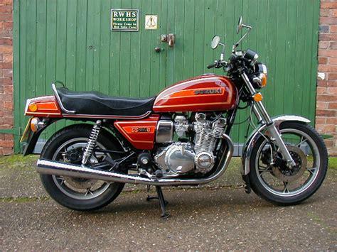 1980 Suzuki Gs850l Suzuki Gs 850 L 1980 Fotos Y Especificaciones T 233 Cnicas