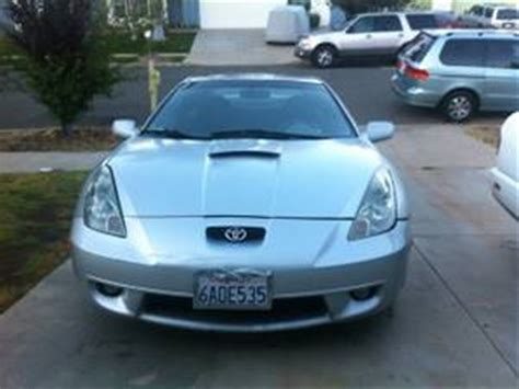 Toyota Celica For Sale By Owner Toyota Celica 2000 For Sale By Owner In Thousand Oaks