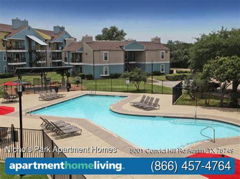 Apartments Convict Hill Nichols Park Apartment Homes Tx Apartments