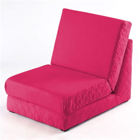 Single Futon Chair Bed Pink Fold Out Z Bed Single Chair 1 Seat Chair Guest Bed Mattress Futon Student Ebay