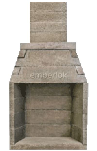 Firebox For Outdoor Fireplace by Firerock Fireplaces