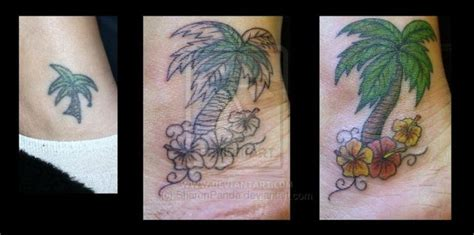 palm tree tattoo design tattoo ideas pinterest tree