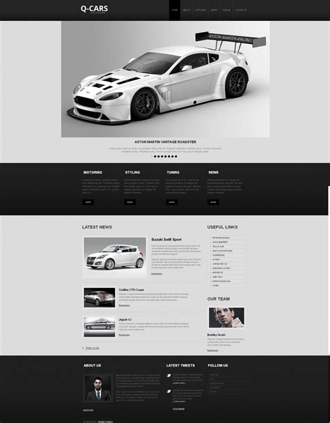 Build A Clean Website Design Exles Tips And Templates White Website Templates