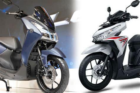 Lu Motor Vario 125 adu spesifikasi dan fitur honda vario 125 vs yamaha 125 tmcblog