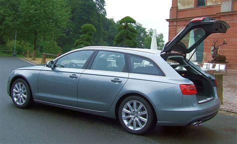 Audi A6 Erfahrungen by K 220 S 183 News 183 Erste Erfahrungen Audi A6 Avant 2012