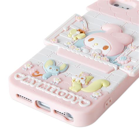 Outdoor Entertainment For Kids - my melody iphone 5 silicone soft type cover case window sanrio japan in a box