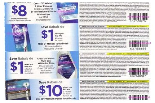 crest pro white strips coupons