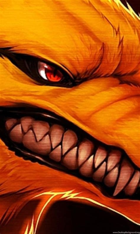 red eyes naruto  tailed fox image gallery photonesta