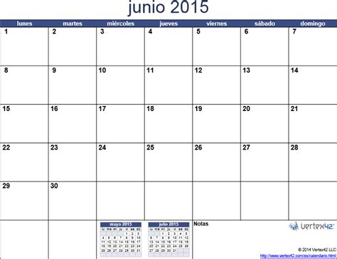 Calendario De Junio 2015 Fechas Civicas Mes De Junio Apexwallpapers