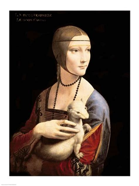 attractive Boy And Girl Room #3: the-lady-with-the-ermine.jpg