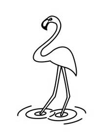 flamingo coloring page flamingo coloring pages for az coloring pages