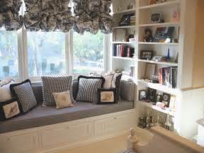 Window Seat Bookshelves by Bedroom Window Seat Traditional Bedroom San Diego