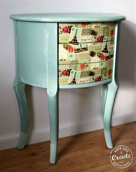 pair of half moon nightstands got second chance hometalk
