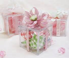 Shower Favors www jenlyfavors diy gingham baby shower favor box