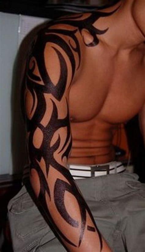 full body tattoo tribal 3 sleeve tattoo designs for men tattoo ideas mag