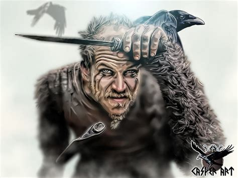 floki by thecasperart on deviantart