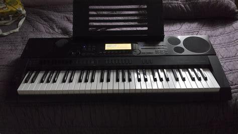 Keyboard Casio Wk 7000 casio ctk 7000 image 809534 audiofanzine